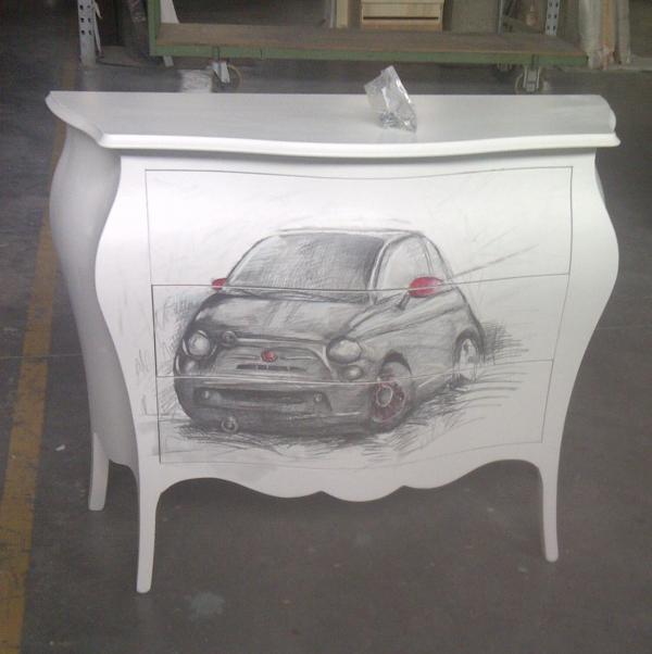 Castagnetti & C. mobili decorati  Un altro blog di MyBlog